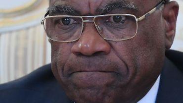 Le ministre congolais des Affaires étrangères Léonard She Okitundu.
