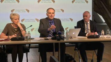 Alain Destexhe a annoncé que ses nouvelles recrues ne bloqueront pas le décret APE. Notre allié naturel, c'est le MR, explique-t-il.