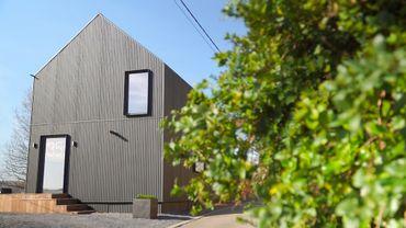 Maison écologique et esthétique pour un tout petit budget