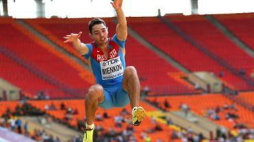 Aleksandr Menkov sacré en longueur