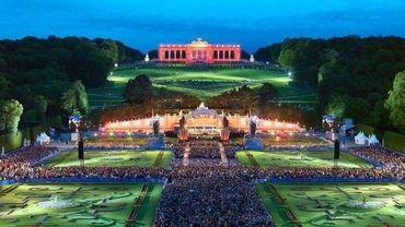 Classique en prime Concert d'été de Schönbrunn 2017 et Les clés de l'orchestre de Jean-François Zygel