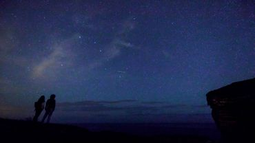 La pluie d'étoiles filantes des Perséides à son apogée ce dimanche soir