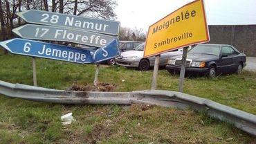 En dix ans : 21% de blessés graves et de tués en moins sur les routes de la province de Namur