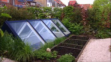 Jardins De Reve Le Jardin Sur Le Toit D Hanne Et Teun