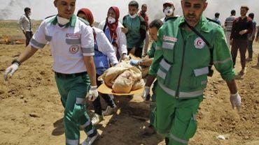 """La Maison Blanche impute au Hamas la """"responsabilité"""" de la mort de 52 Palestiniens à Gaza"""