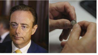 """Bart De Wever: """"Le secteur diamantaire avait besoin du CETA"""""""