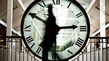 Illustration: le 30 juin, nous gagnerons une heure de vie
