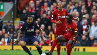 Liverpool s'est imposé 2-1 face à Bournemouth samedi à Anfield en ouverture de la 29e journée de Premier League. Salah et Mané se sont chargés d'inscrire les buts des Reds.