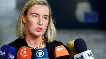 """Nucléaire iranien: Paris, Londres, Berlin et l'UE """"extrêmement préoccupés"""" par l'attitude de Téhéran"""