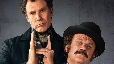 """Will Ferrell et John C. Reilly se retrouvent à l'ère victorienne après avoir joué """"Frangins malgré eux"""" d'Adam McKay en 2008."""