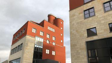 La ville veut privilégier les projets de reconversion d'anciennes friches industrielles, comme la Brasserie Duvieusart, dernièrement transformée en appartements