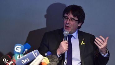 Carles Puigdemont veut rentrer en Belgique dès l'issue de la procédure en Allemagne
