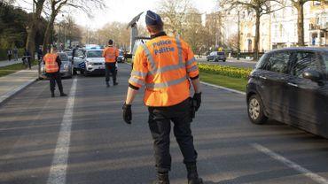 Le nombre d'infractions routières a baissé en2020, peut-être grâce aux confinements?