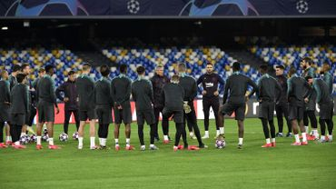 Barça player positive for Covid-19, Champions League game against Bayern maintained