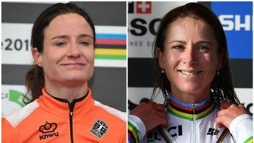 Marianne Vos (CCC) et Annemiek van Vleuten (Michelton-Scott) devraient rejoindre la nouvelle équipe féminine de Jumbo-Visma en 2021.