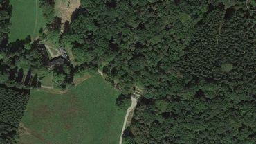 La ferme du Fagnou et son parc de 128 hectares