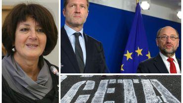 """Sept questions à Olga Zrihen, députée PS et """"frondeuse"""" du CETA"""