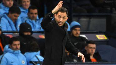 Schalke 04 se sépare de son entraîneur Domenico Tedesco