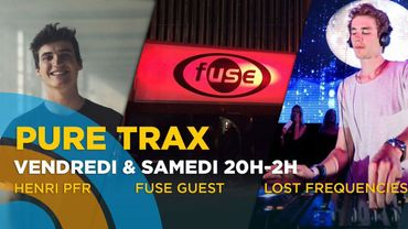 Lost Frequencies, Ofenbach et Henri PFR sont ce weekend dans Pure Trax
