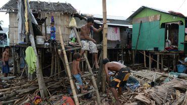 Philippines: le premier typhon de la saison a déjà fait 60 morts