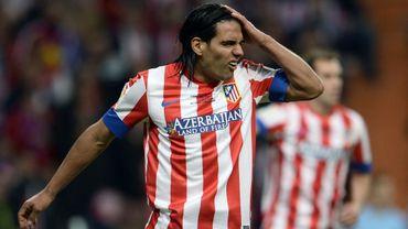 Radamel Falcao avoue avoir fraudé le fisc espagnol