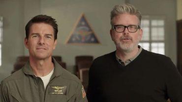 Tom Cruise vous aide à configurer votre nouveau téléviseur