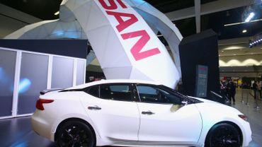 Nissan avoue des falsifications de contrôles de pollution