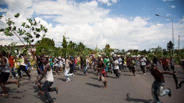 Les Etats-Unis demandent à leurs ressortissants de quitter le Burundi au plus vite