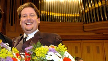 Lionel Lhote, 6e lauréat 2004