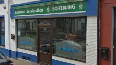Le restaurant Le Marathon à Gilly