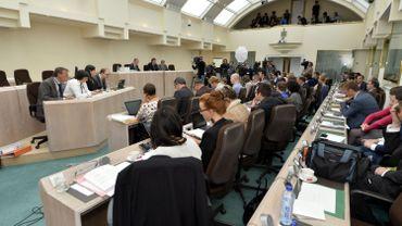 Les travaux de la Commission de l'Économie sont suspendus