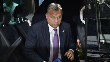 """Viktor Orban: """"Le problème n'est pas européen, mais allemand"""""""