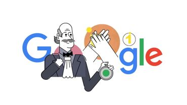 Coronavirus: Google rend hommage à l'inventeur du lavage de main