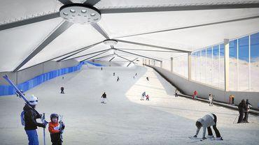 Face à la pénurie annoncée de neige, Tignes veut skier à l'intérieur