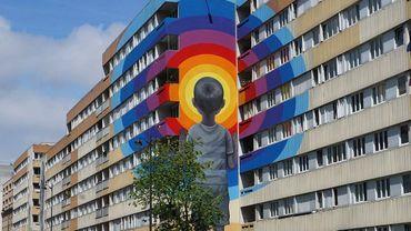 Le premier parcours de street-art au monde inauguré à Paris