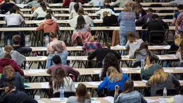 Liège: les étudiants en médecine et dentisterie mis à l'épreuve du concours