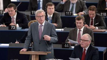 Appel de Jean-Claude Juncker au pays membres à la veille du Sommet européen