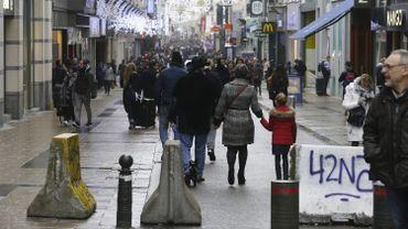 La Ville de Bruxelles reste la commune la plus peuplée avec 182.000 habitants.
