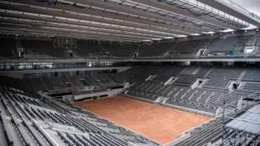 Roland Garros, reporté, se jouera fin septembre