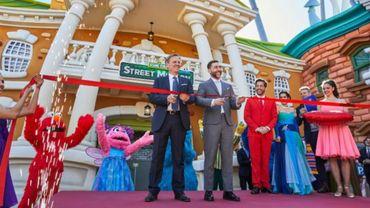 """PortAventura World inaugure la saison 2019 avec une nouvelle attraction consacrée à """"Sesame Street"""""""