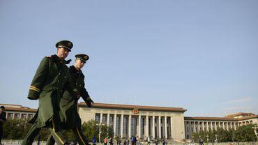 Chine: le PC expurgé de la corruption va choisir un nouveau président. La Place Tien Anmen