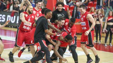 Limburg United sort Charleroi, Ostende et le Brussels qualifiés