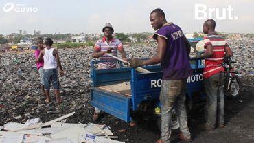 Au Ghana, des milliers de personnes vivent sur l'une des plus grandes décharges au monde