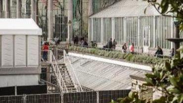Le Botanique fait sa rentrée et défend son projet pour le Cirque royal