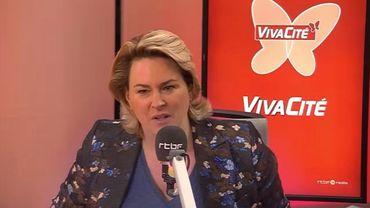 Céline Frémault, ministre régionale bruxelloise