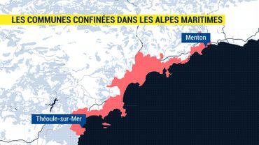 Nice, Menton, Théoule-sur-Mer: le littoral des Alpes-Maritimes sera confiné le week-end
