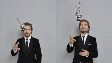 Charlie Dupont sera le Maître de cérémonie des Magritte du cinéma