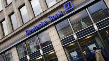 Illustration - Deutsche Bank