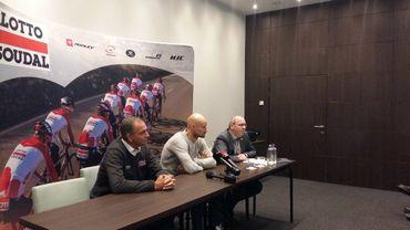 Tom Boonen devient ambassadeur chez Lotto-Soudal