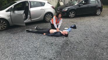 Comment réanimer un automobiliste inconscient?